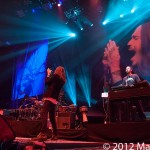 Incubus performs at The Palace of Auburn Hills, MI on The Honda Civic Tour, August 21st 2012 Photo by Marc Nader-1564