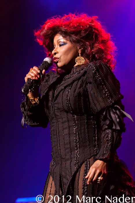 Chaka Khan is On Tour!