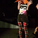 Paramore performing on their North America Spring Tour at The Fillmore in Detroit MI May 10th 2013 photo by Marc Nader-0468
