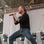 Stone Sour performing at Rock On The Range, Crew Stadium in Columbus Ohio May 18th 2013 photo by Marc Nader-00007