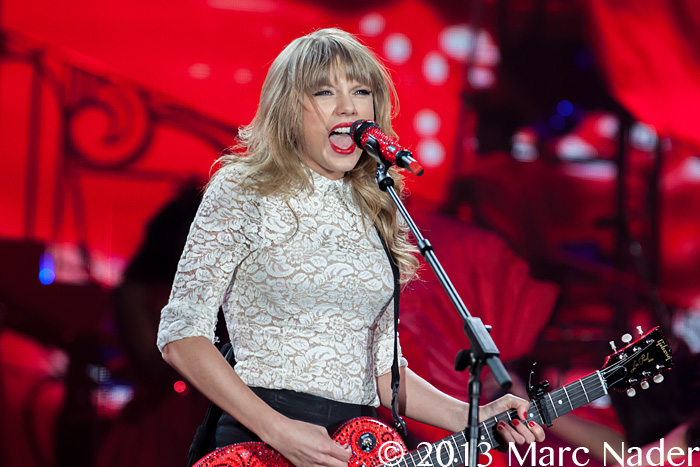 Taylor Swift  Tour Detroit Mi