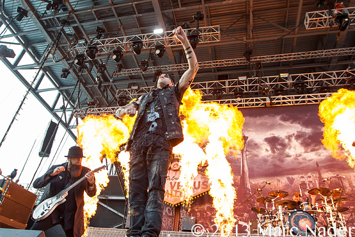 Rock on the Range 2018, a Rock Music