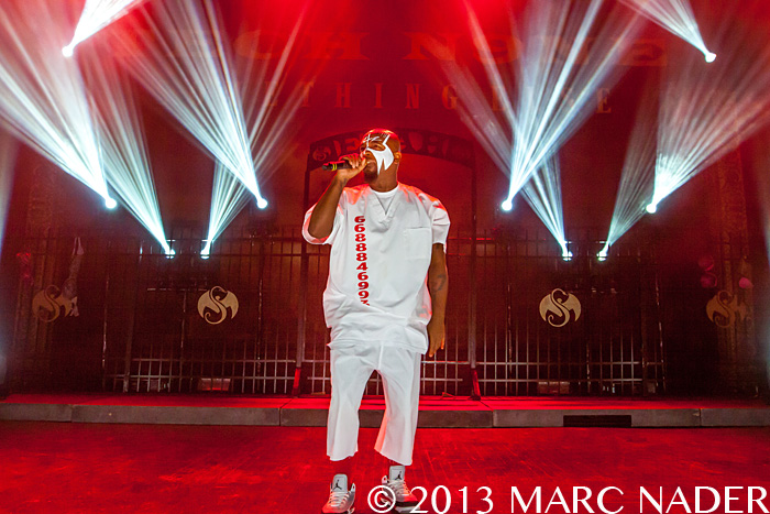 tech n9ne performing on his something else tour at the