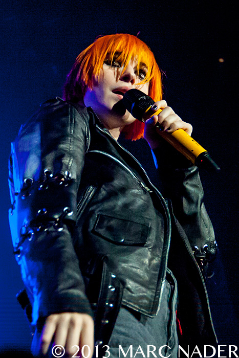 paramore self titled tour poster - photo #31