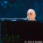 Billy Joel performing at the Palace of Auburn Hills  in Auburn Hills, MI on February 15th 2014 Photo by Marc Nader