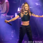 Cher Lloyd performs in concert in preparation for her new album 'Sorry Im Late' at St. Andrews Hall on March 25, 2014 in Detroit, Michigan photo by Marc Nader