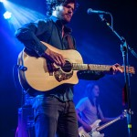 Vance Joy performing on the Dream Your Life Away Tour at St. Andrews Hall in Detroit, MI November 7th 2014 Photo by Marc Nader