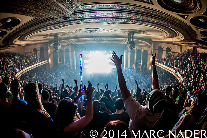 Bassnectar at The Masonic Temple | See The Muzic