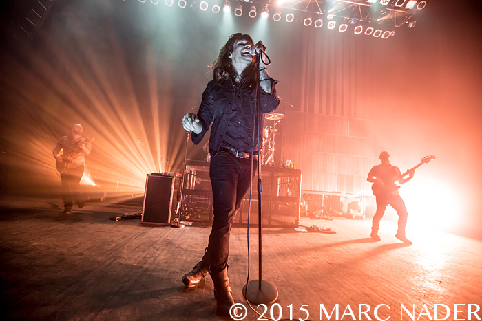 Taking Back Sunday performing on their North American Spring Tour at The Fillmore in Detroit, MI on March 11th 2015 Photo by Marc Nader