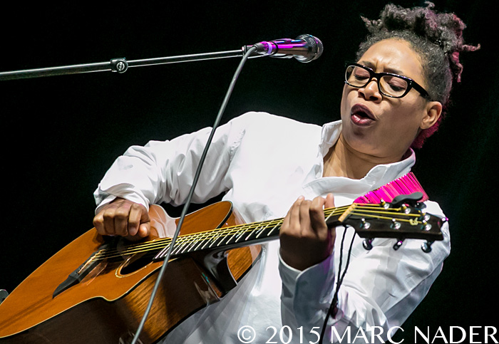 Rachelle Ferrell performing at The MotorCity Casino Soundboard in Detroit, MI on March 19th 2015 Photo by Marc Nader