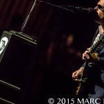 Joe Bonamassa performing on his 2015 World Tour at The Fox Theatre in Detroit, MI on April 18th 2015 Photo by Marc Nader