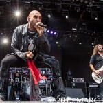 Otherwise performs on the last day of the 2015 Rock On The Range Festival at Maphre Stadium in Columbus Ohio on May 17th 2015 Photo by Marc Nader