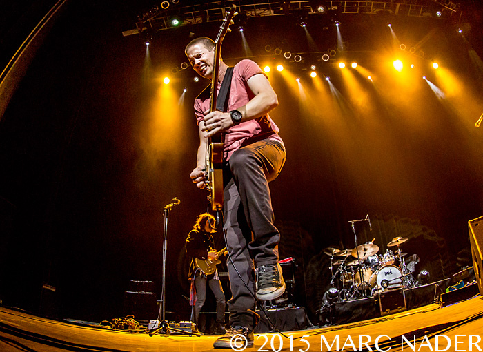 Jonny Lang performing at The MotorCity Casino Soundboard in Detroit, MI on May 14th 2015  Photo by Marc Nader