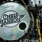 Chris Janson performing on the Good Times & Pick Up Lines Tour at DTE Energy Music Theatre in Clarkston Mi on June 27th 2015 Photo by Marc Nader