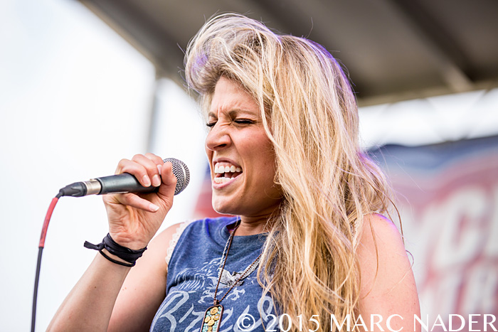 Annabelle Road performs at The 99.5 WYCD Downtown Hoedown at the West Riverfront Park in Detroit, MI on June 5th 2015 Photo by Marc Nader