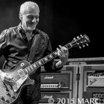 Peter Frampton co-headlining with Cheap Trick at DTE Energy Music Theatre in Clarkston Mi on July 12th 2015 Photo by Marc Nader