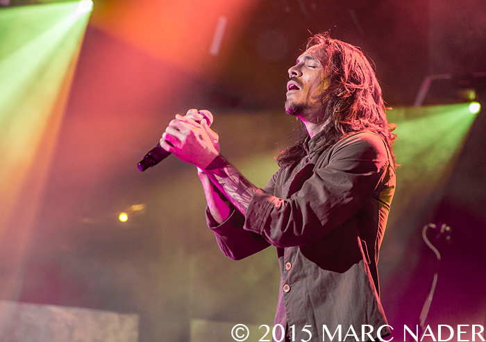 Incubus performing on the U.S. Summer Tour at DTE Energy Music Theatre in Clarkston Mi on July 22nd 2015 Photo by Marc Nader