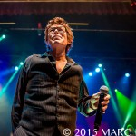 Psychedelic Furs perform on their 2015 Tour at The Royal Oak Music Theatre in Royal Oak, MI on August 22nd 2015 Photo by Marc Nader