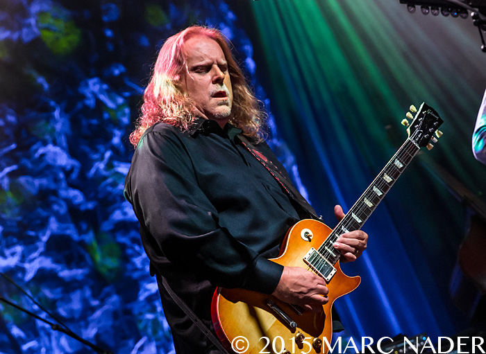 Warren Haynes performing on the Ashes & Dust Tour at The Fillmore in Detroit, MI on September 29th 2015 Photo by Marc Nader