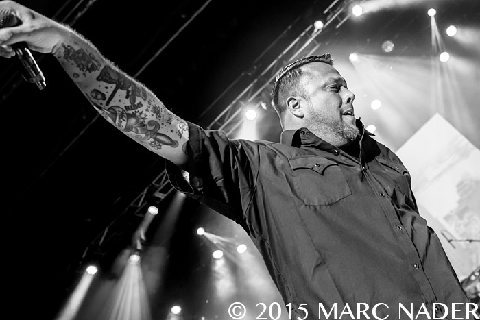 Uncle Kracker's Annual Post Thanksgiving Hometown Show at The Royal Oak Music Theatre in Royal Oak, MI on November 27th 2015 Photo by Marc Nader