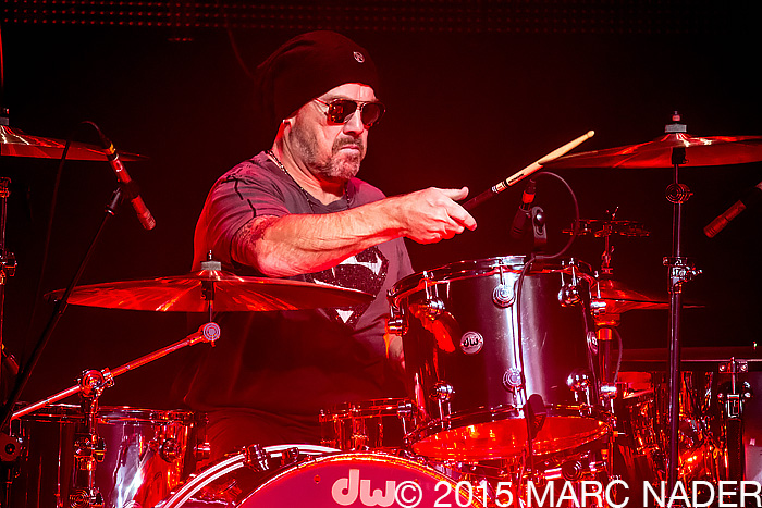 Jason Bonham's Led-Zeppelin Experience at The Fillmore in Detroit, MI on December 12th 2015 Photo by Marc Nader