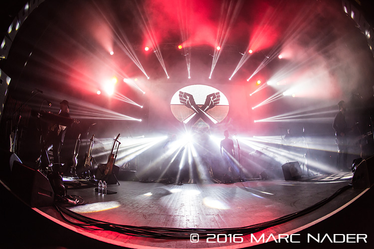PFX Pink Floyd Experience at The Fillmore in Detroit, MI on March 19th 2016 Photo by Marc Nader