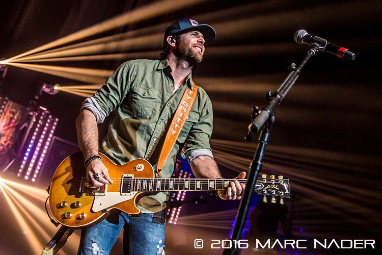 Canaan Smith performing on the Jammin For Joseph event at The Fillmore in Detroit, MI on March 10th 2016 Photo by Marc Nader