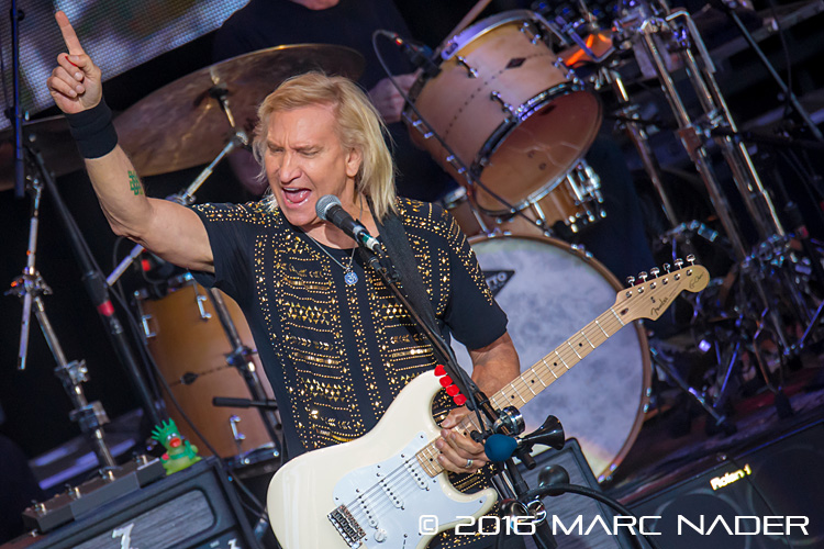 "Joe Walsh performing on the ""One Hell Of A Night Tour"" at DTE Energy Music Theatre in Clarkston, MI on June 22nd 2016 Photo by Marc Nader"
