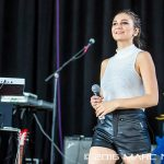 Daya performing on the 98.7 AMP Live 2016 show at Freedom Hill in Sterling Heights, MI on June 25th 2016 Photo by Marc Nader