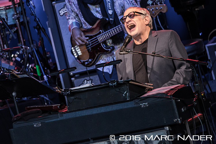 "Steely Dan performing on ""The Dan Who Knew Too Much"" Summer Tour at DTE Energy Music Theatre in Clarkston, MI on June 8th 2016 Photo by Marc Nader"