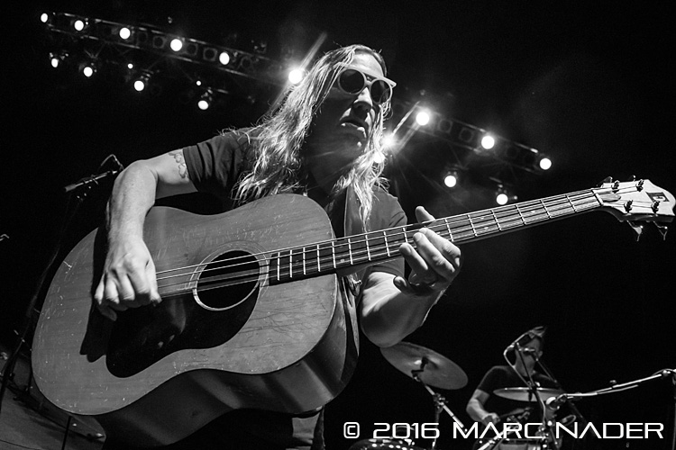 "Violent Femmes performing on their ""We Can Do Anything Tour"" at The Fillmore in Detroit, MI on July 10th 2016 Photo by Marc Nader"