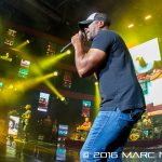 Darius Rucker performing on his Good For A Good Time Tour at DTE Energy Music Theatre in Clarkston, MI on August 25th 2016 Photo by Marc Nader