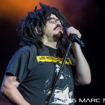 Counting Crows performing on their co-headlining North American Summer Tour with Rob Thomas at DTE Energy Music Theatre in Clarkston, MI on August 23rd 2016 Photo by Marc Nader