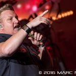 Rascal Flatts performing on their Rhythm & Roots Tour at DTE Energy Music Theatre in Clarkston, MI on September 15th 2016 Photo by Marc Nader