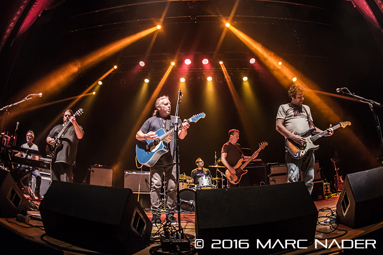 The Dean Ween Group performing on their 2016 Fall Tour at The Royal Oak Music Theatre in Royal Oak, MI on October 21st 2016 Photo by Marc Nader