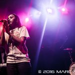 Ruth B performing on Alessia Cara's Know-It-All Tour at The Fillmore in Detroit, MI on October 6th 2016 photo by Marc Nader