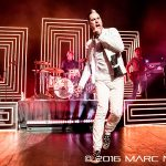 Fitz and The Tantrums performing on their 'Come Get Your Love Tour' at The Fillmore in Detroit, MI on November 19th 2016 photo by Marc Nader