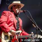 The Mavericks performing on their All Night Live Tour at The Royal Oak Music Theatre in Royal Oak, MI on November 6th 2016 Photo by Marc Nader