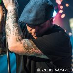 Uncle Kracker performing on his 6th Annual Thanksgiving Hangover Bash at Royal Oak Music Theatre in Royal Oak, MI on November 25th 2016 Photo by Marc Nader