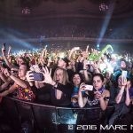 GRiZ performing on his GRiZmas Tour at the Masonic Temple in Detroit, MI on December 16th 2016 Photo by Marc Nader