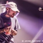 Mac Miller performing on his 'Divine Feminine Tour' at Royal Oak Music Theatre in Royal Oak, MI on December 3rd 2016 Photo by Marc Nader