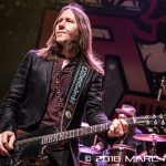 Blackberry Smoke performing on their Like An Arrow Tour at The Fillmore in Detroit, MI on December 29th 2016 photo by Marc Nader
