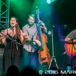Greensky Bluegrass with Lindsay Lou performing at the Royal Oak Music Theatre in Royal Oak, MI on December 30th 2016 Photo by Marc Nader