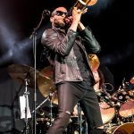 Trombone Shorty & Orleans Avenue performing on The Getaway World Tour at Joe Louis Arena in Detroit, MI on February 2nd 2017 Photo by Marc Nader