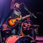 Chris Janson performing on WYCD's Ten Man Jam at The Fillmore in Detroit, MI on February 15th 2017 photo by Marc Nader