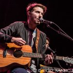 Ryan Follese performing on WYCD's Ten Man Jam at The Fillmore in Detroit, MI on February 15th 2017 photo by Marc Nader