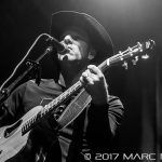 Craig Campbell performing on WYCD's Ten Man Jam at The Fillmore in Detroit, MI on February 15th 2017 photo by Marc Nader