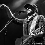 Randy Houser performing on WYCD's Ten Man Jam at The Fillmore in Detroit, MI on February 15th 2017 photo by Marc Nader