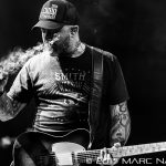 Aaron Lewis performing on his 'Sinner Tour' at The Fillmore in Detroit, MI on February 17th 2017 photo by Marc Nader