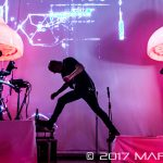 Infected Mushroom performing on their 'Return To The Sauce Tour' at the Royal Oak Music Theatre in Royal Oak, MI on March 3rd 2017 Photo by Marc Nader